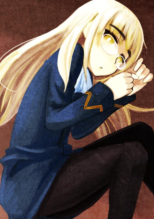 Tags: Anime, Kou (Garakuta Teikoku), Strike Witches, Perrine H. Clostermann