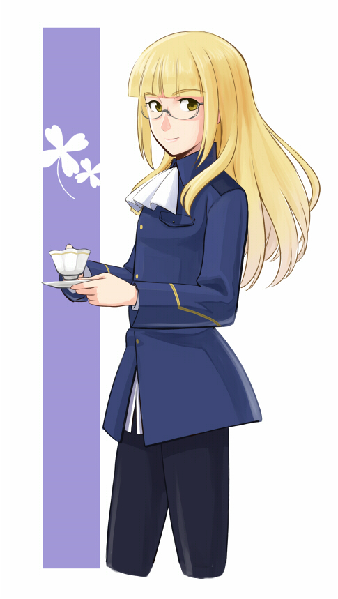 Tags: Anime, Rikizou, Strike Witches, Perrine H. Clostermann, Fanart