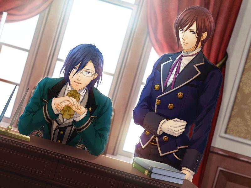 Tags: PersonA ~Opera Za no Kaijin~, Remy (Opera Za No Kaijin), Firmin Richard
