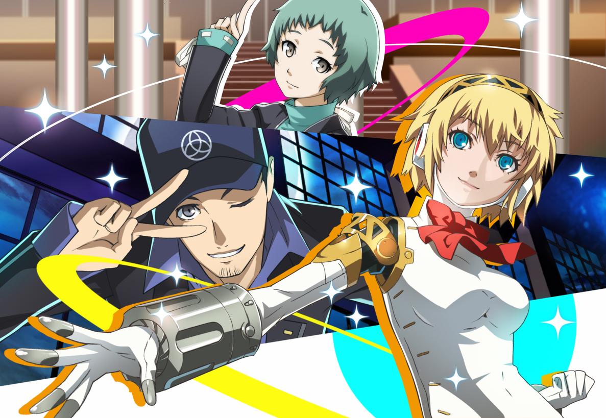 Persona 3 Dancing Moon Night Zerochan Anime Image Board