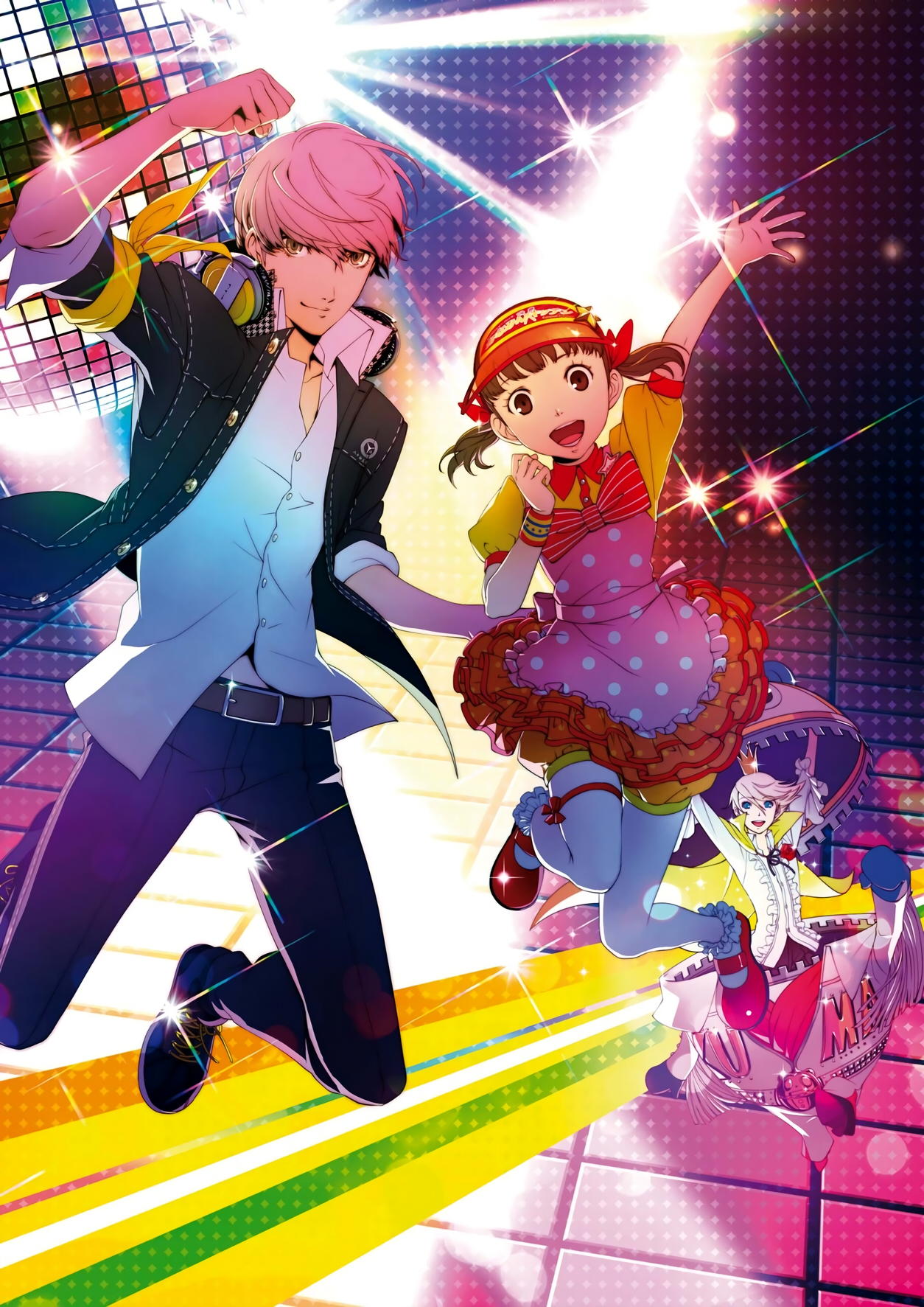 Persona 4 Dancing All Night Zerochan Anime Image Board
