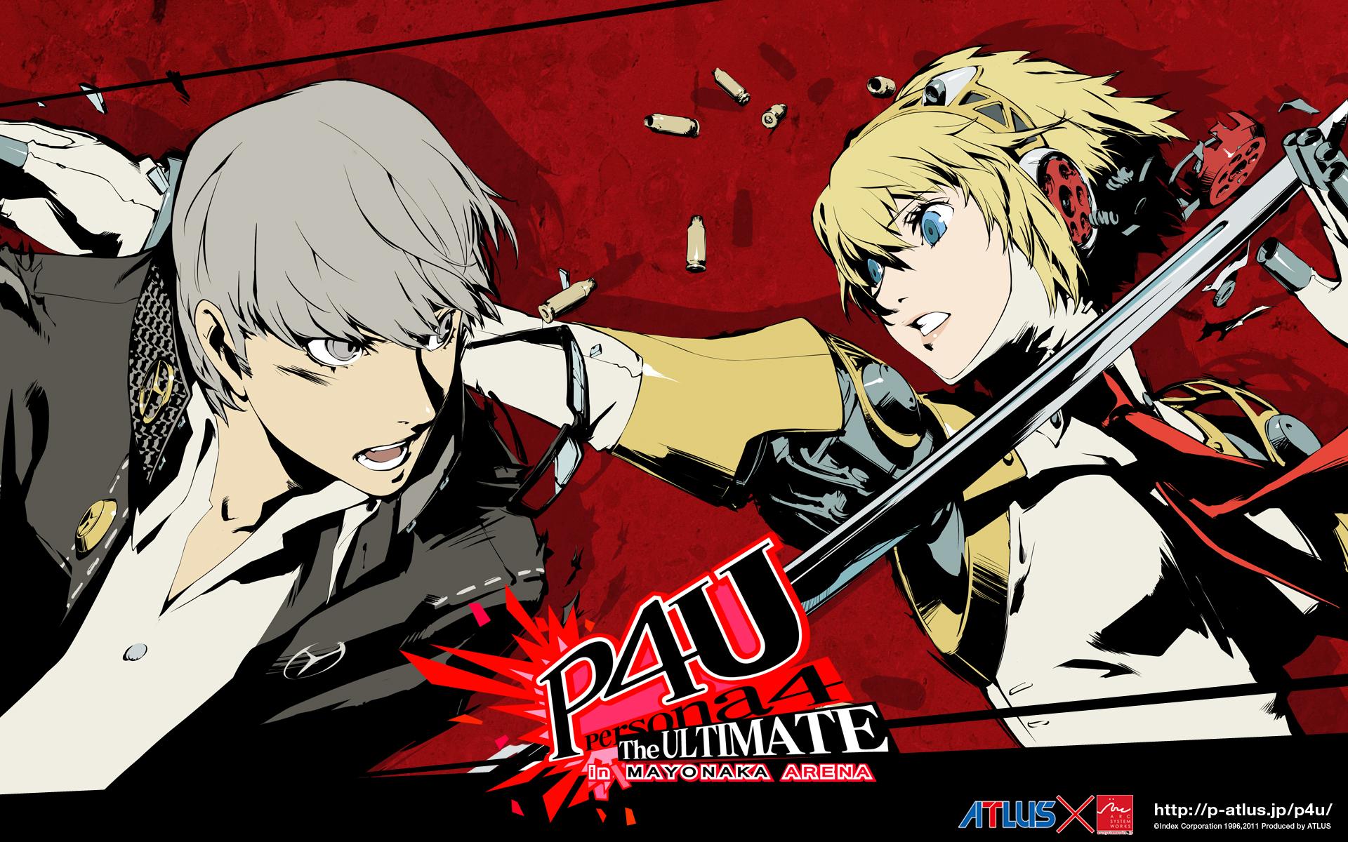 Persona 4 The Animation Wallpaper 34 Fav Persona 4 The Ultimate
