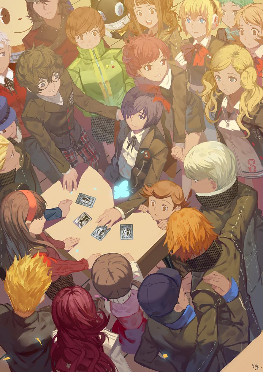 Persona Q2: New Cinema Labyrinth Image #2568115 - Zerochan