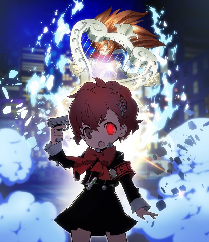 Persona Q2: New Cinema Labyrinth Image #2608122 - Zerochan