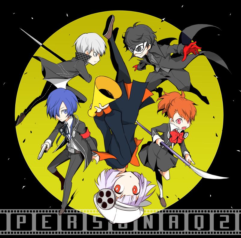 Persona Q2: New Cinema Labyrinth Image #2626363 - Zerochan