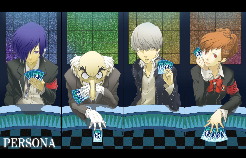 ... PERSONA 3, ... Persona 3 Portable Wallpaper 1920x1080