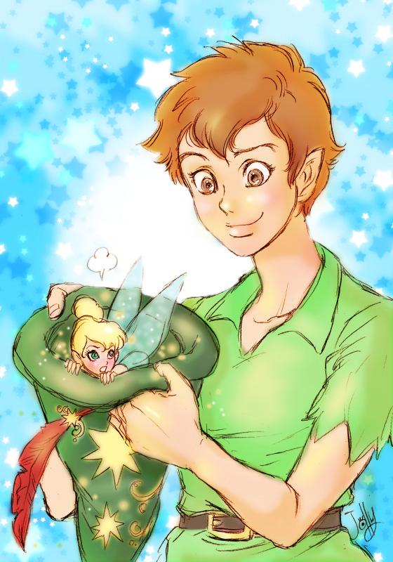 Tinkerbell (Peter Pan) - Peter Pan - Zerochan Anime Image ... | 560 x 800 jpeg 214kB