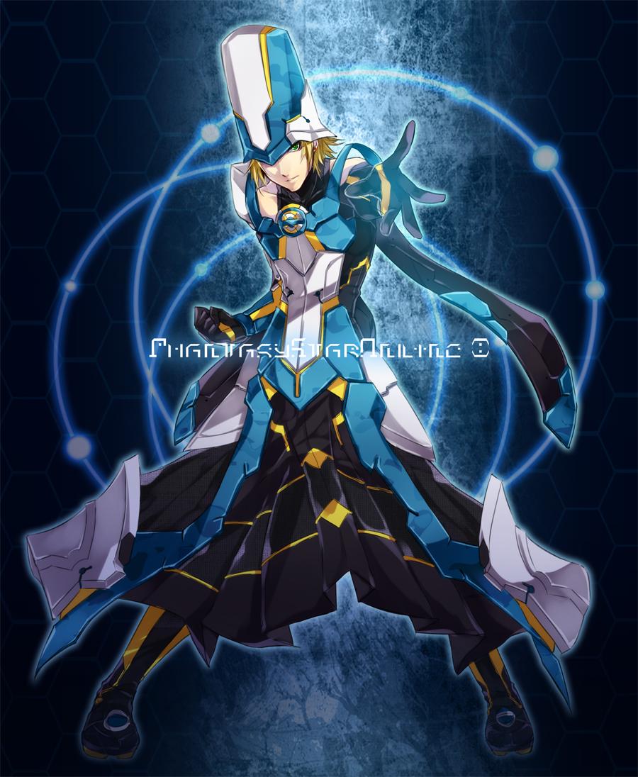 phantasy star online 2 - zerochan anime image board
