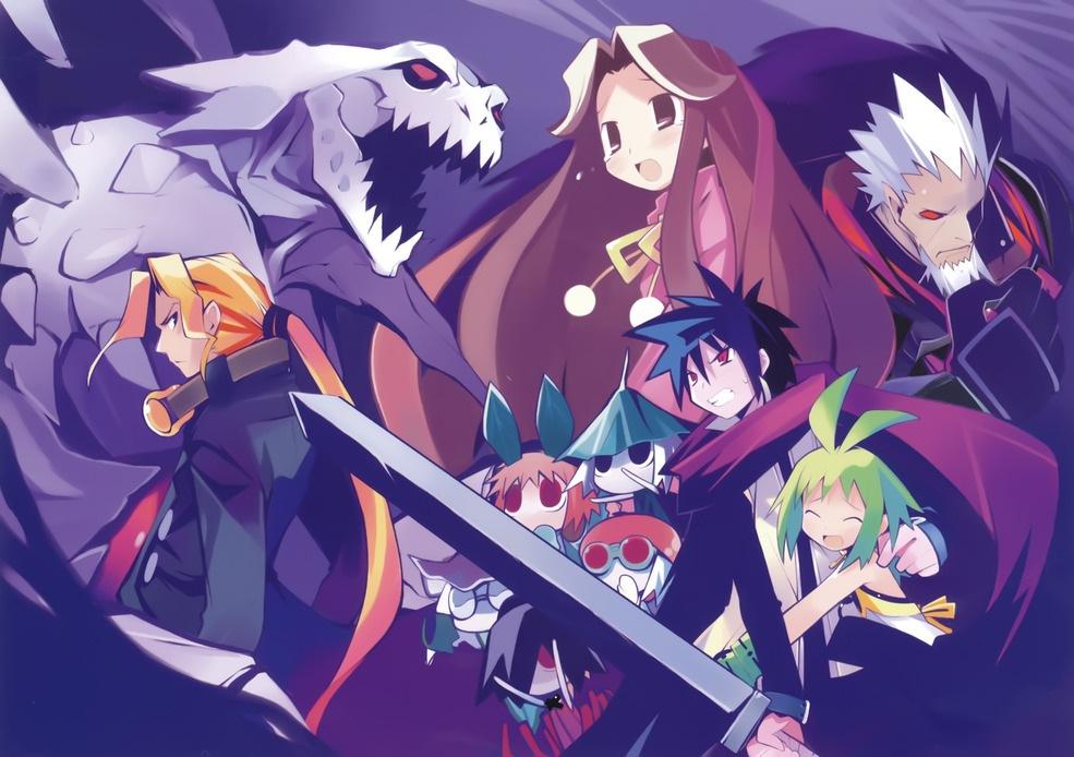 Yamamoto Keiji, Nippon Ichi Software, Phantom Kingdom, Phantom Brave ...: www.zerochan.net/740126