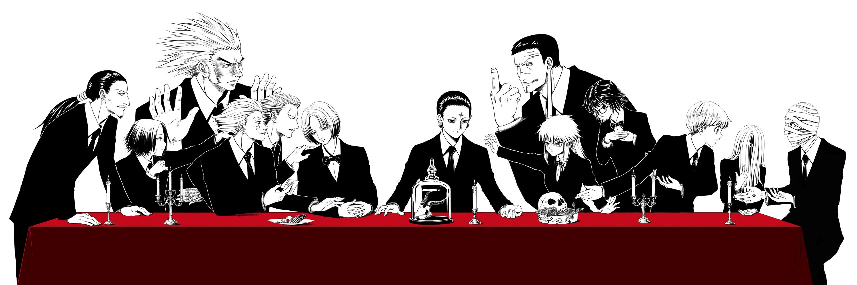 Phantom Troupe Hunter X Hunter Zerochan Anime Image Board