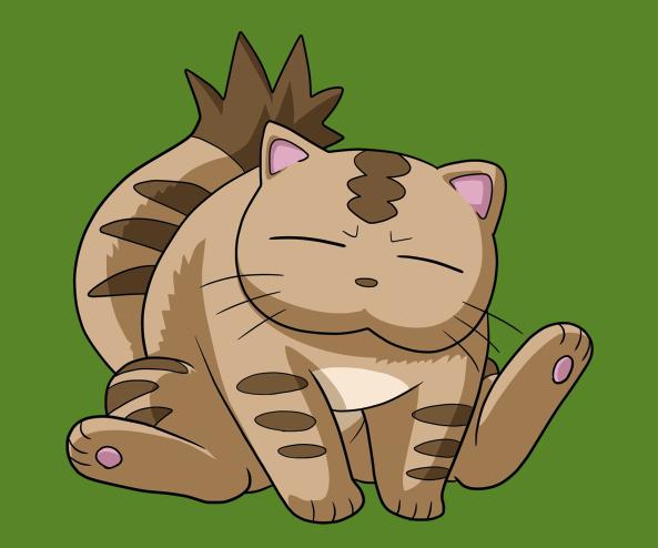 Tags: Anime, Pixiv Id 3438414, Yu-Gi-Oh!, Pharaoh (Cat), Mouthless, Twitter, Fanart