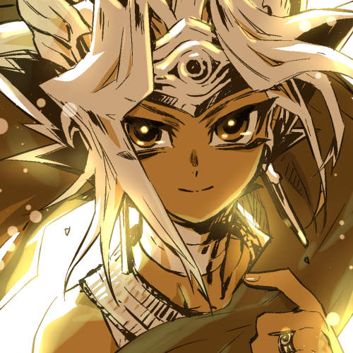 Tags: Anime, Pixiv Id 2075835, Yu-Gi-Oh! Duel Monsters, Yu-Gi-Oh!, Pharaoh Atem, Yami Yugi, Glowing Background, PNG Conversion, Fanart, Pixiv, Fanart From Pixiv