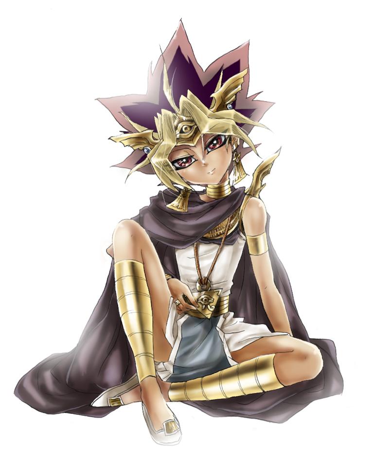 pharaoh atem yami yugi image 406647 zerochan anime