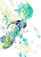 Phosphophyllite.(Houseki.no.Kuni).240.18