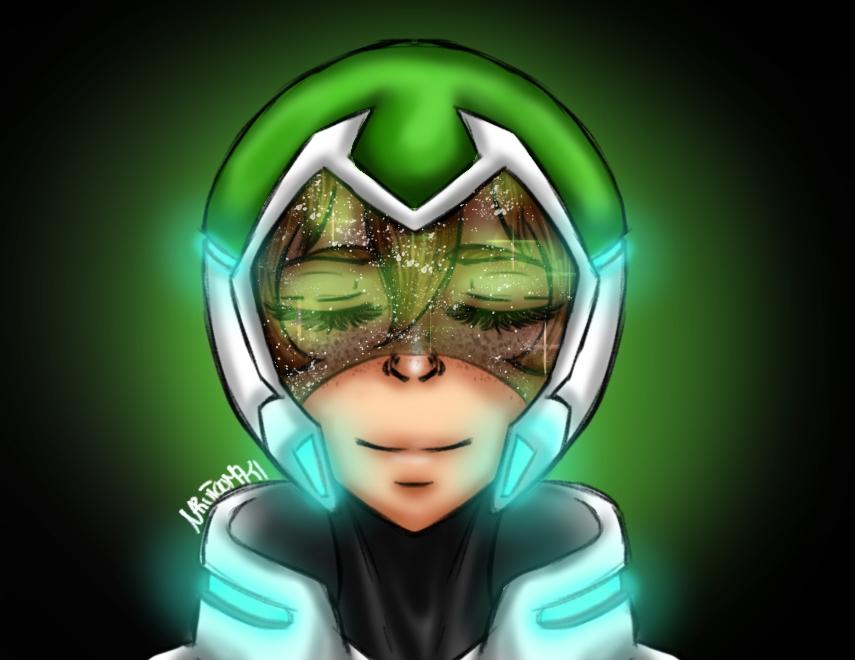 Voltron Legendary Defender - Pidge (Clip) fandub español
