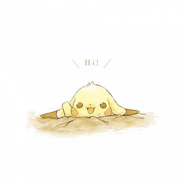 Tags: Anime, Yama (Pixiv39917), Pokémon, Pikachu, 1024x1024 Wallpaper