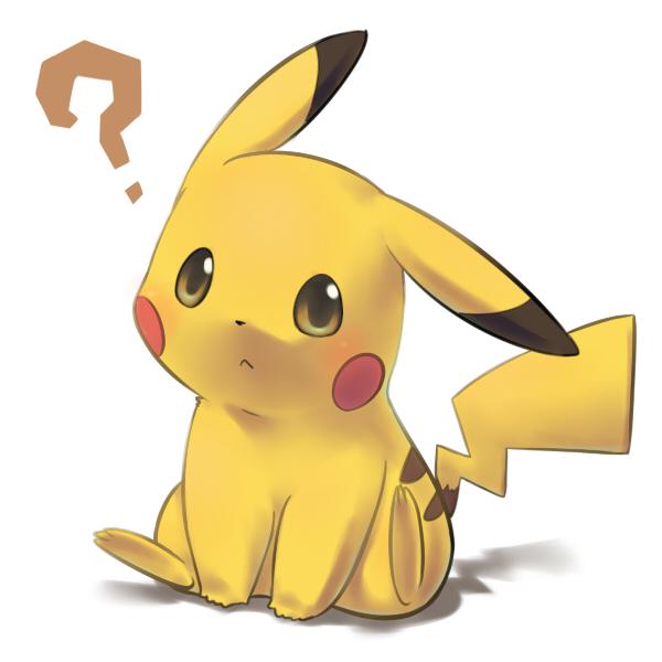 Pikachu Pok 233 Mon Image 1037761 Zerochan Anime Image Board