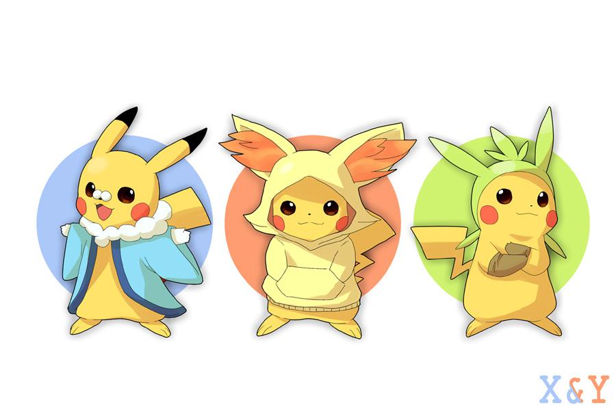 Pikachu Pok 233 Mon Image 1406204 Zerochan Anime Image Board