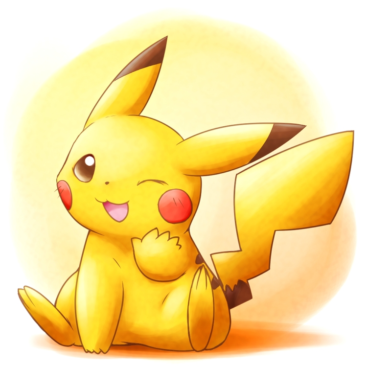 Pikachu - Pokémon - Image #1426628 - Zerochan Anime Image ...
