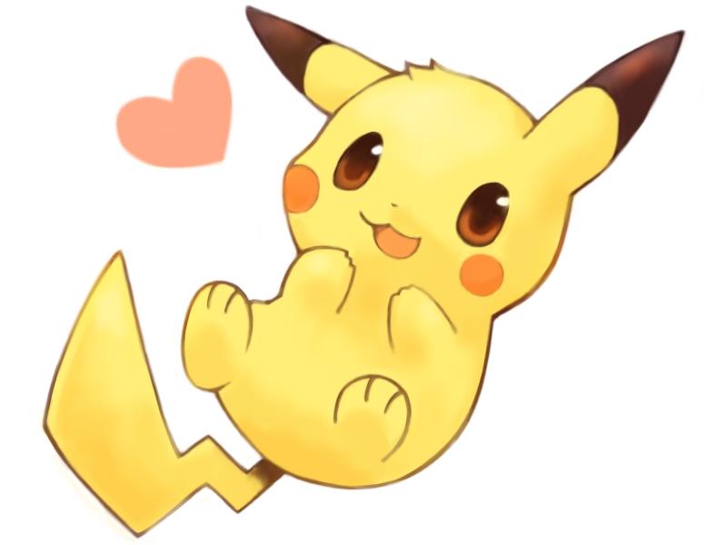 Mochi san mangaka zerochan anime image board - Image pikachu ...