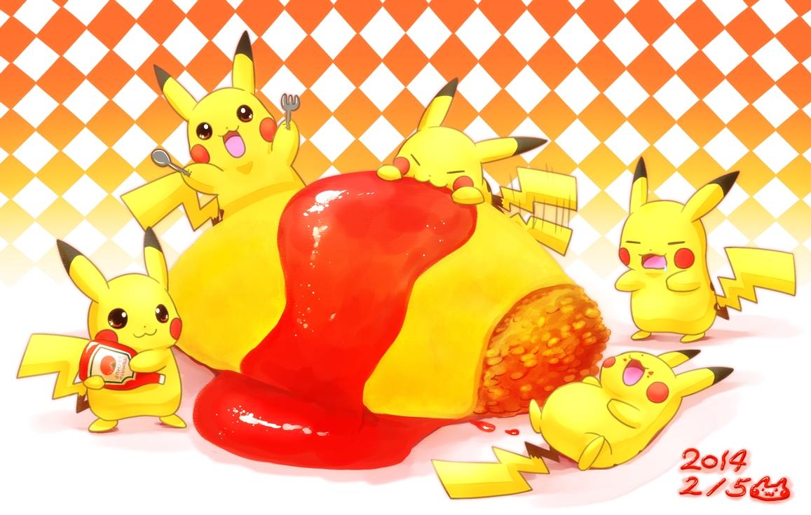Pikachu 1667990 Zerochan