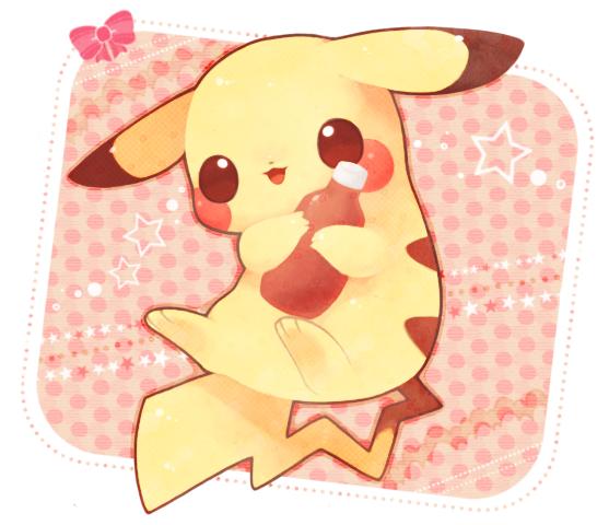 Pikachu/#1668210 - Zerochan