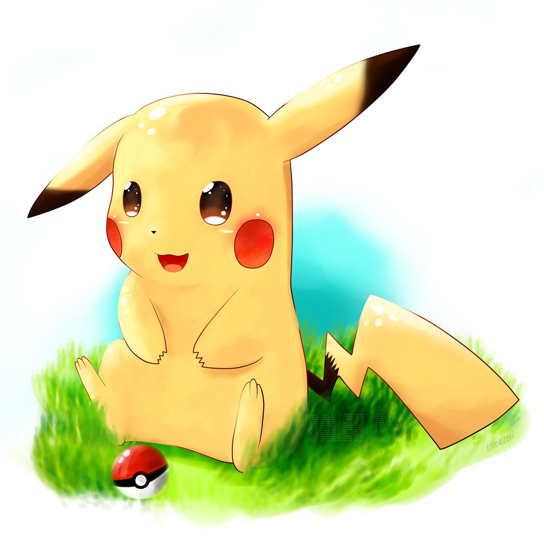 Pikachu pok mon page 15 of 23 zerochan anime image board - Image pikachu ...