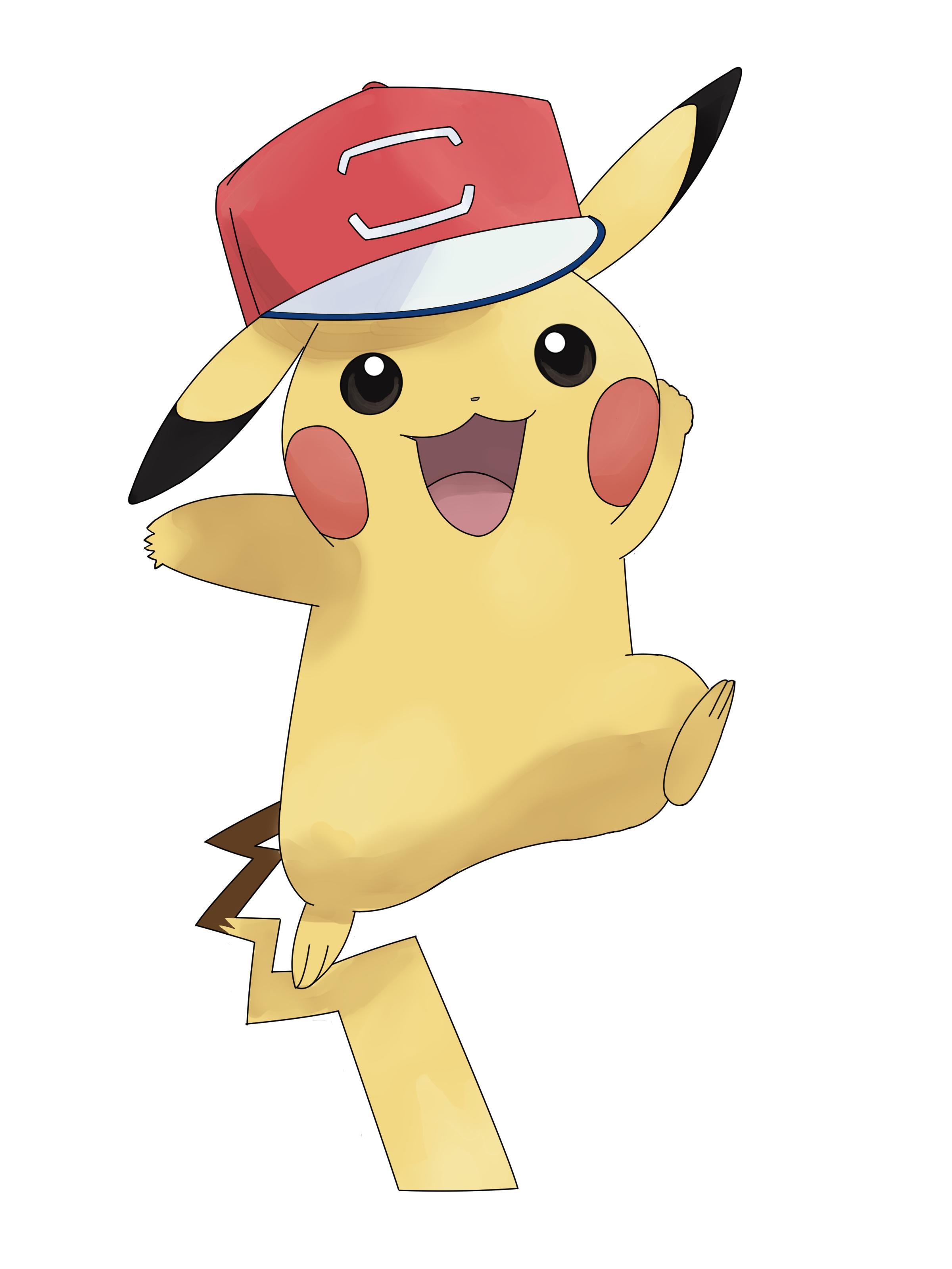 Pikachu pok mon page 18 of 20 zerochan anime image board - Image pikachu ...