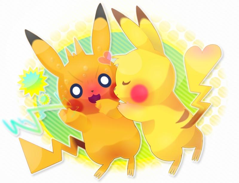 Pikachu pok mon image 226640 zerochan anime image board - Image pikachu ...