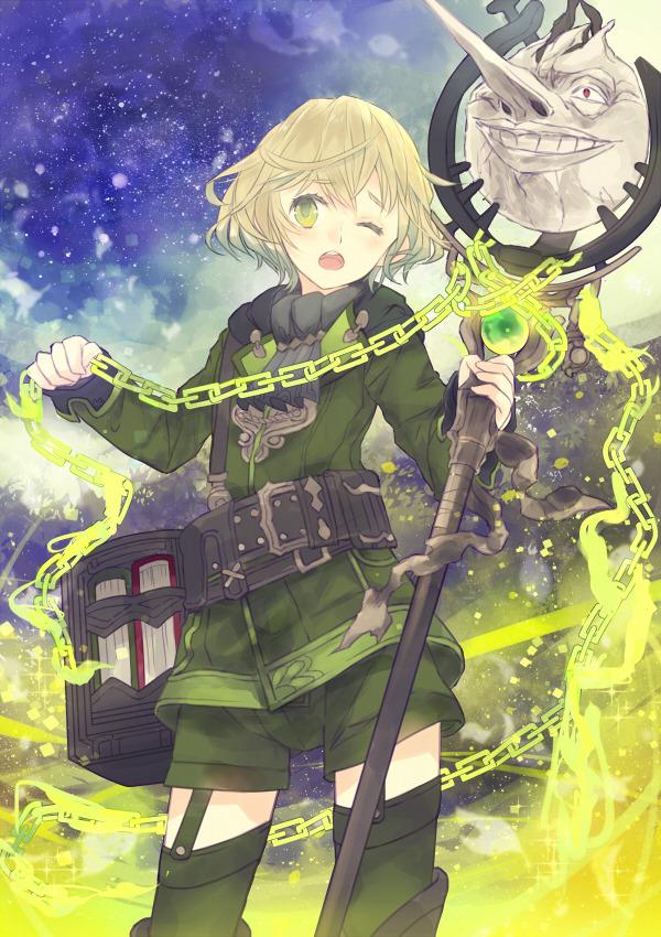 Tags: Anime, Lazward068, SINoALICE, Pinocchio (SINoALICE), Tumblr, Fanart From Tumblr, Fanart