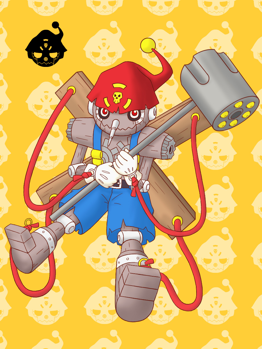 Pinochimon Puppetmon Digimon Adventure Zerochan