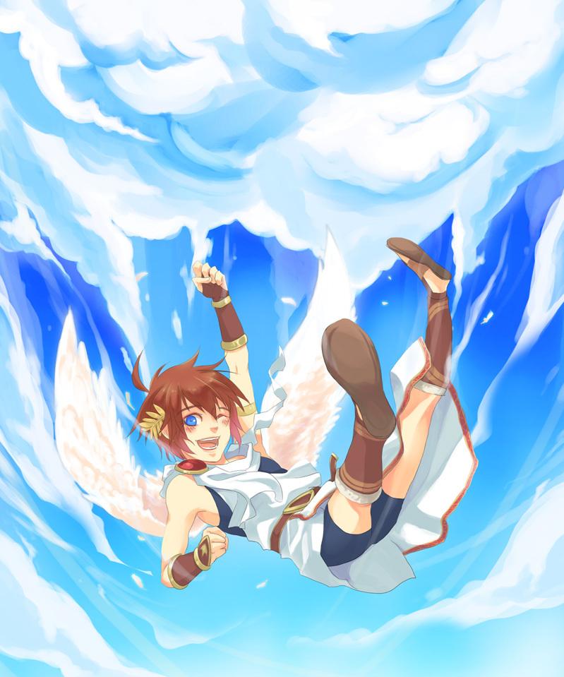 Kid Icarus Uprising Anime Hd