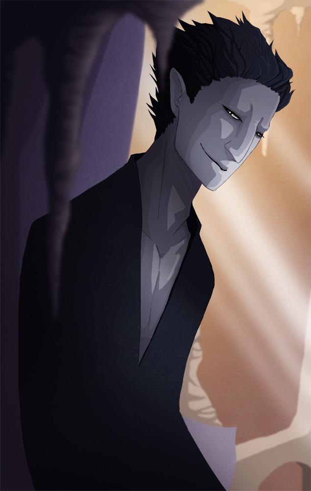 Tags: Anime, Mrakobulka, Rise of the Guardians, Pitch Black, Fanart From DeviantART, deviantART, Fanart