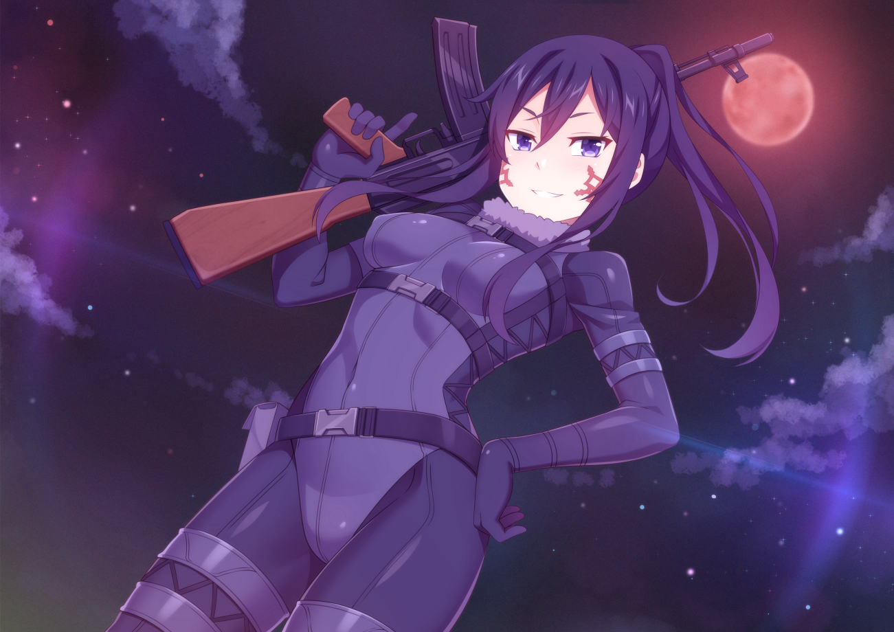Sword Art Online Alternative Gun Gale Online Zerochan Anime