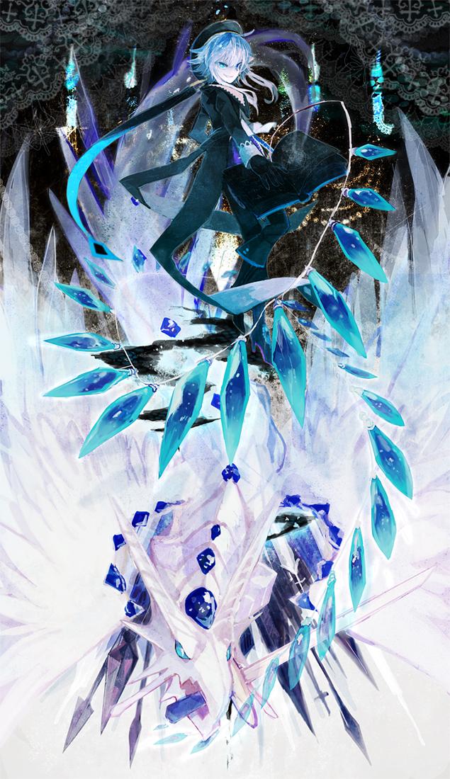Tags: Anime, Akira Hou, Mobile Wallpaper, Pixiv, Pixiv Fantasia