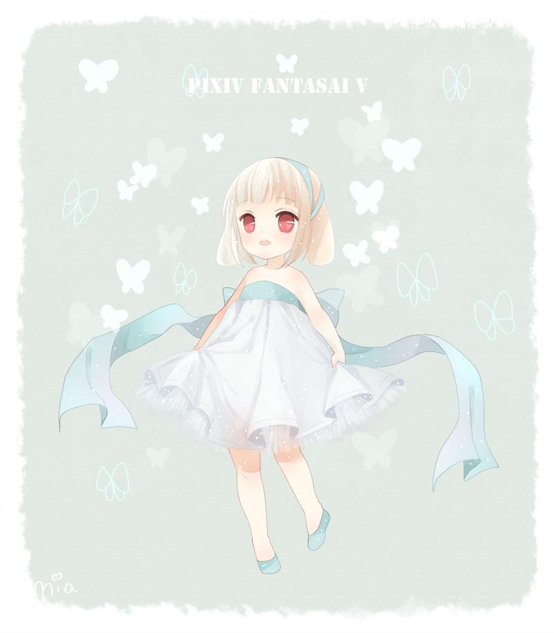 Pixiv Fantasia ... 57efca8fc
