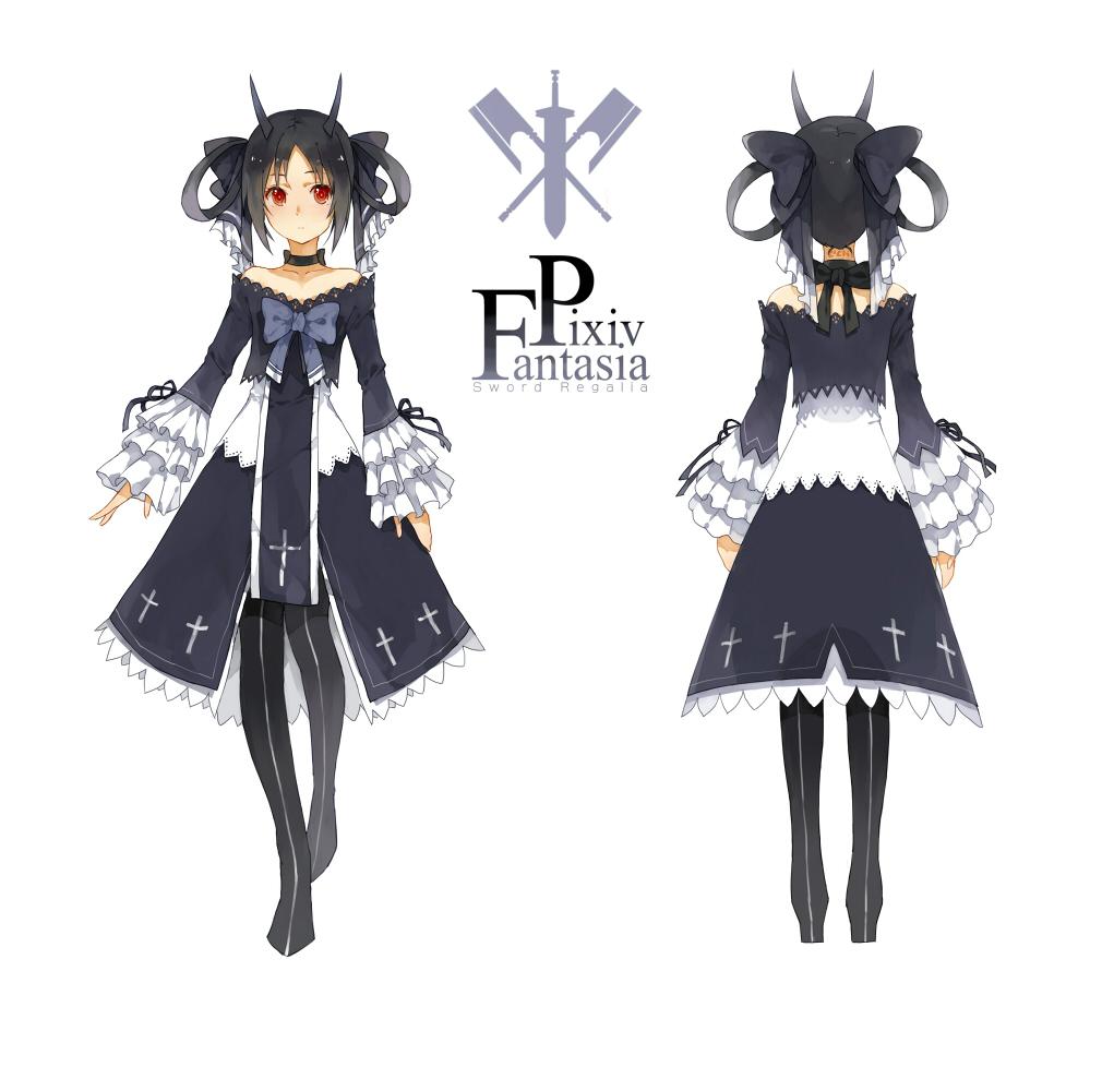 Anime Characters Using Sword : Pixiv fantasia sword regalia zerochan
