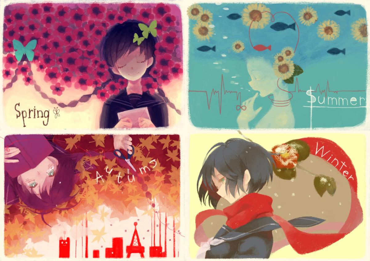 Weather (Personification) - Zerochan Anime Image Board