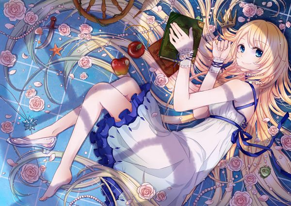 Tags: Anime, Snow White and the Seven Dwarfs, Cinderella, Original, Pixiv