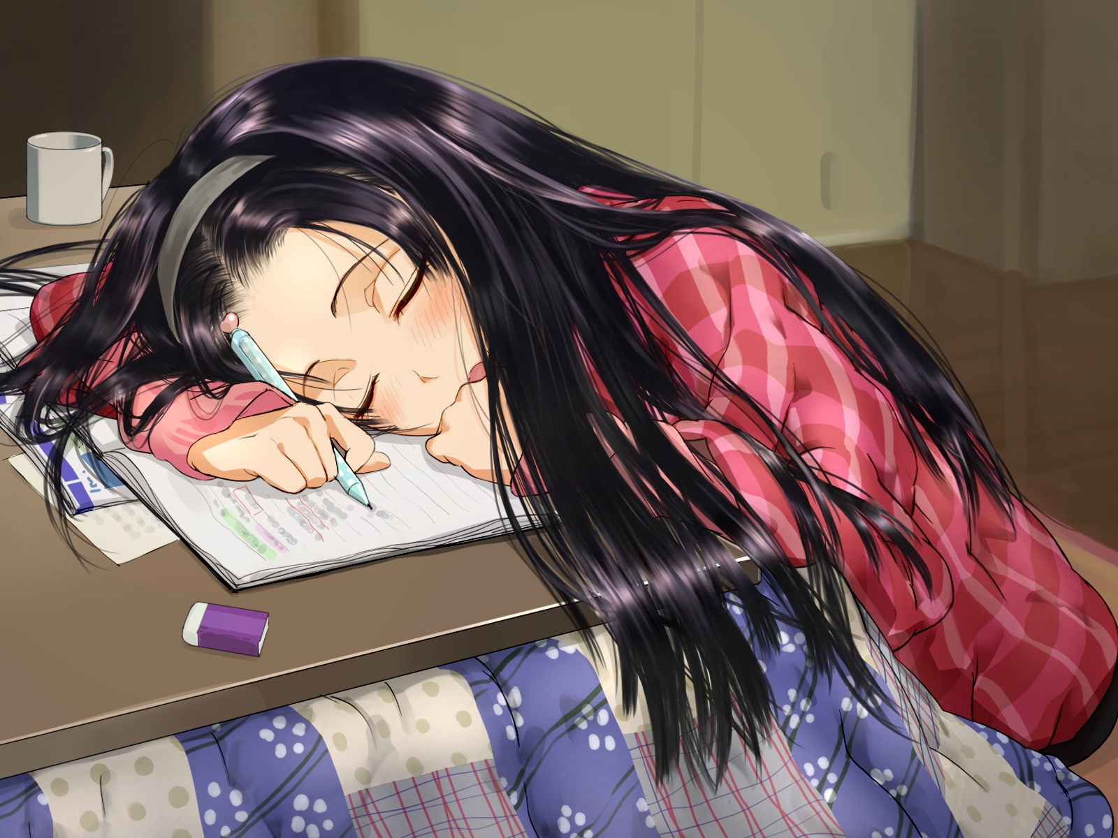 Resultado de imagem para study anime