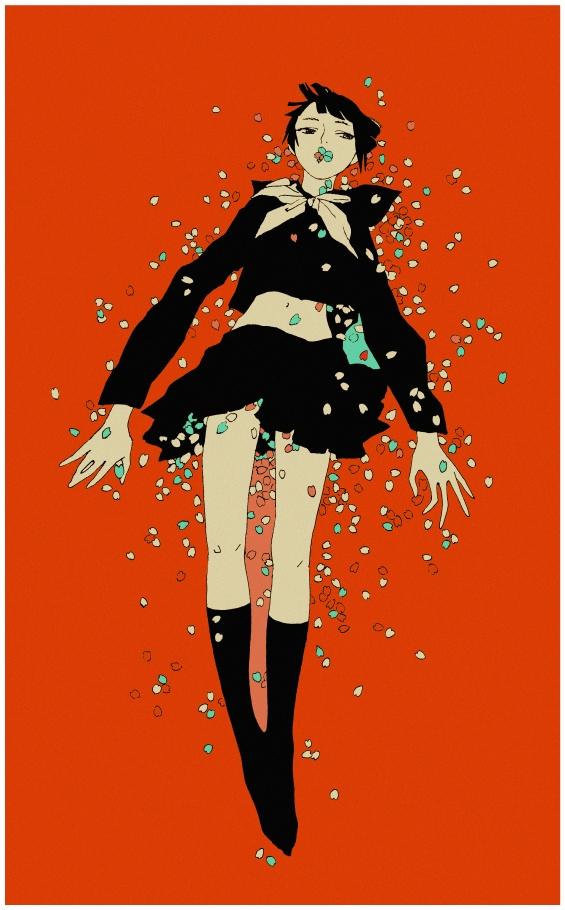 Tags: Anime, Pixiv Id 1931764, Original, PNG Conversion, Pixiv