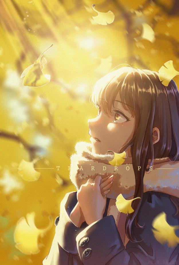 Tags: Anime, Pixiv Id 27354041, Ginkgo Biloba, Pixiv, Original