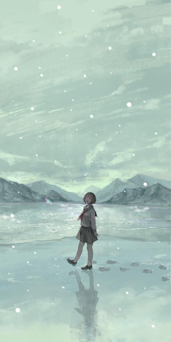 Tags: Anime, Pixiv Id 2986310, Foot Print, Pixiv, Original