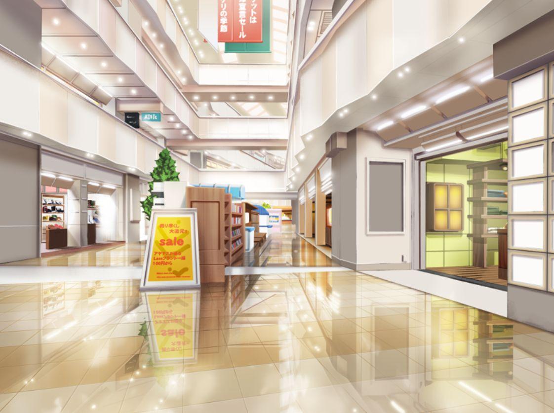 Tags Anime Pixiv Id 3835191 Hallway Store