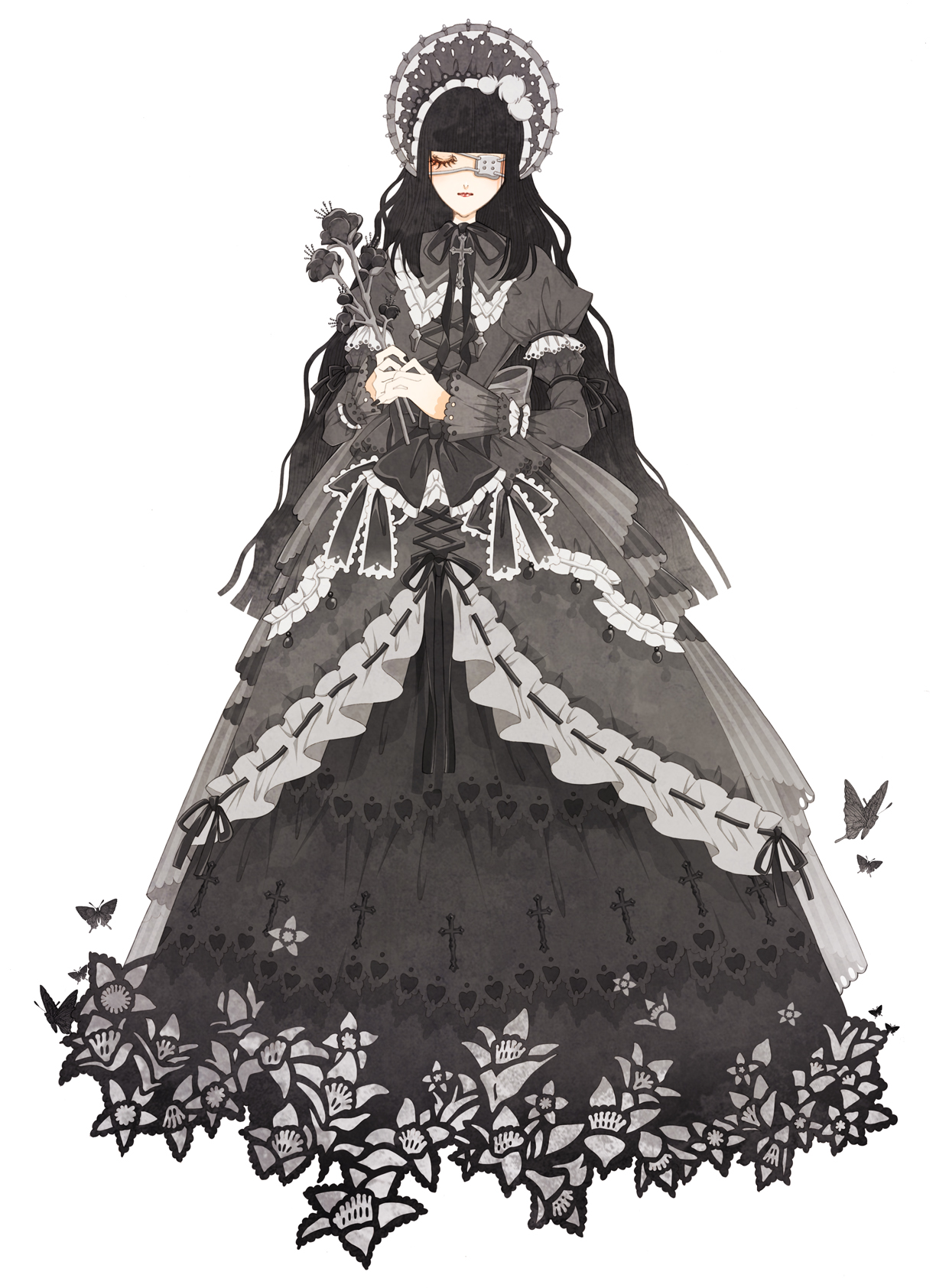 Victorian Clothes, Female, Solo  page 10 - Zerochan Anime Image Board