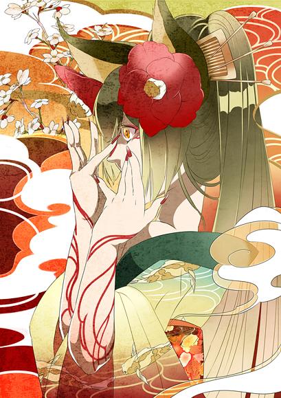 Tags: Anime, Pixiv Id 77481, Egasumi, Comb, Pixiv, Original
