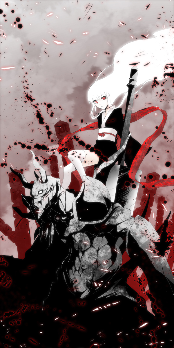 Tags: Anime, Pizaya, Beast, Pixiv, Original