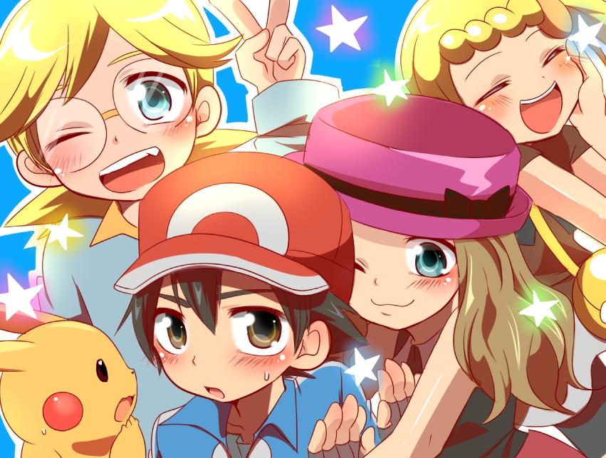 Citron Pokemon Clemont Fanart Zerochan Anime Image Board