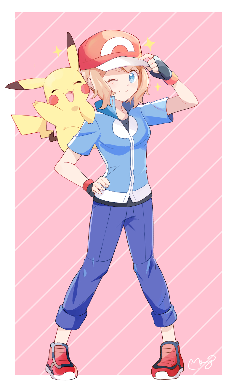 Pokemon Anime Mobile Wallpaper Zerochan Anime Image Board