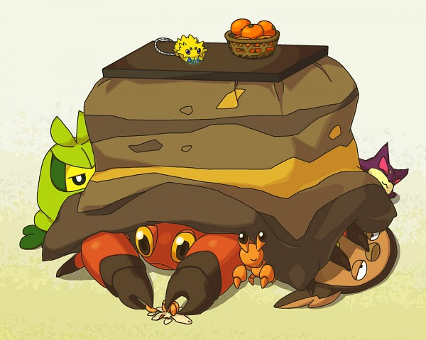 Pokemon Crustle Evolution Pokémon/#1022666 ...